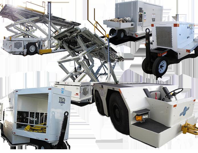 Airport Ground Handling Equipment